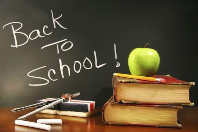 Nazad u školu!