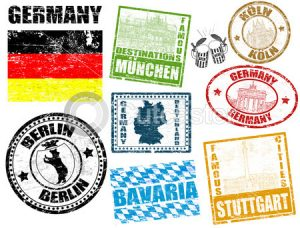 Stamps-Germany