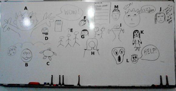 """Rešenje igre """"Nacrtaj – Pogađaj!"""""""